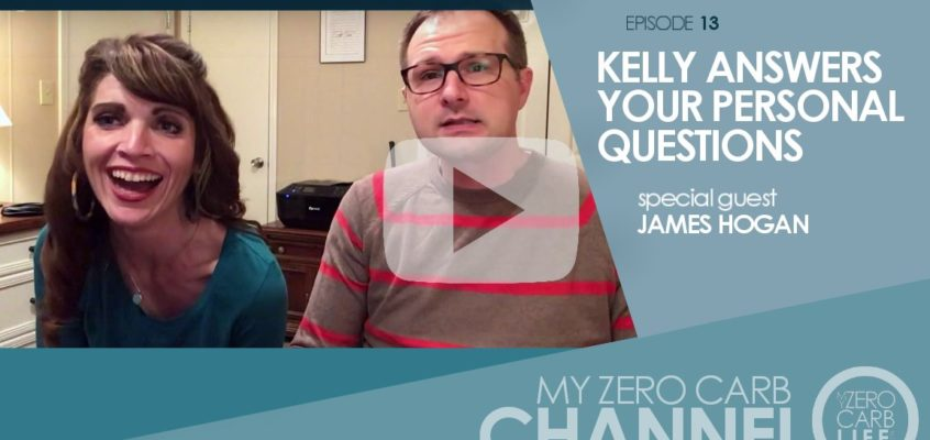 Kelly answers all your most personal questions…