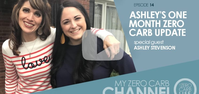 Ashley's 1-month Carnivore Update